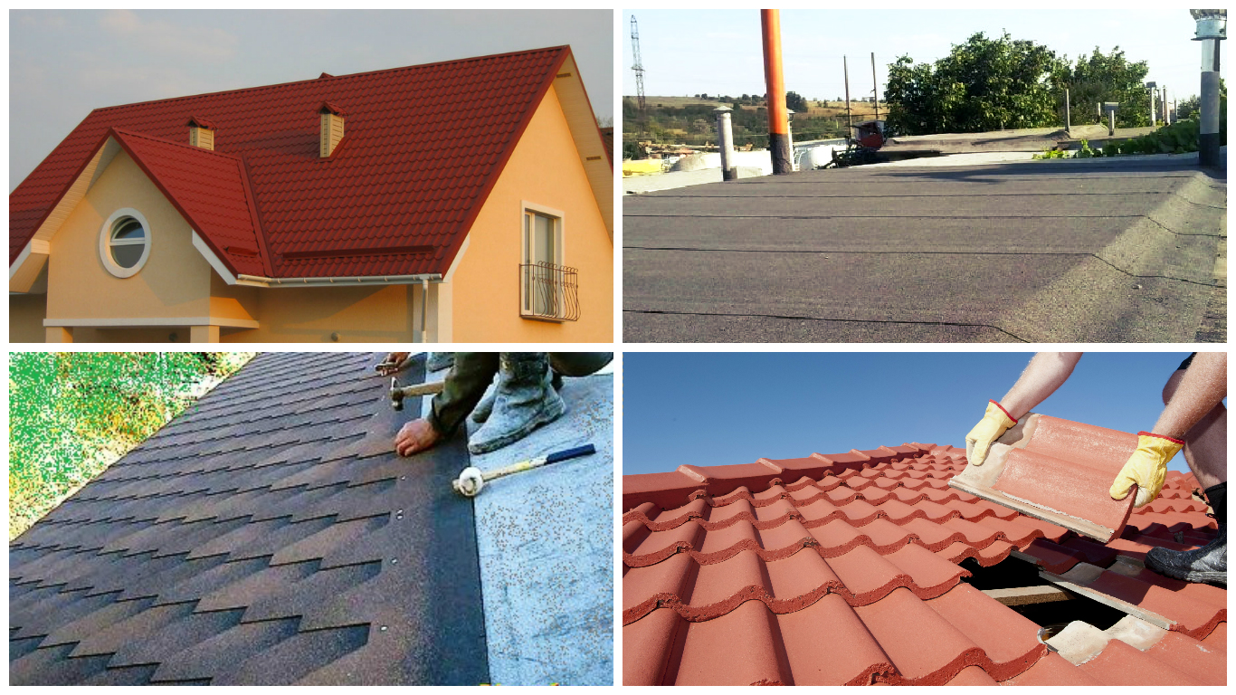 Ремонт и монтаж крыши в Уфе