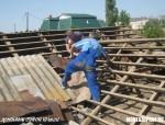 демонтаж старой крыши Уфа